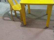 میز صندلی  تحریر تمیز  در شیپور-عکس کوچک