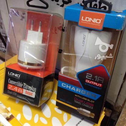 شارژر كامل اپل مارك LDINO تحويل در محل در گروه خرید و فروش موبایل، تبلت و لوازم در تهران در شیپور-عکس1