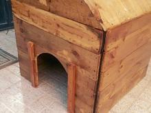 خونه چوبی برای سگ  در شیپور-عکس کوچک