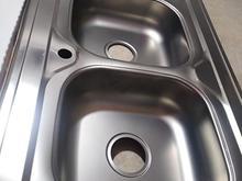 سینک ظرفشویی استیل ورق ضخیم  در شیپور-عکس کوچک