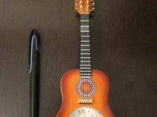 ساعت رومیزی گیتار نو در شیپور-عکس کوچک