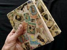 آلبوم خام تمبر ( قدیمی) در شیپور-عکس کوچک