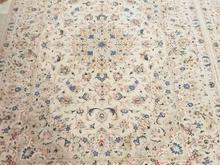 2 تخته فرش 6متر دستباف کرم روشن مناسب جهیزیه در شیپور-عکس کوچک