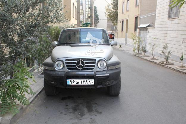 کوراندو2300 در گروه خرید و فروش وسایل نقلیه در تهران در شیپور-عکس1