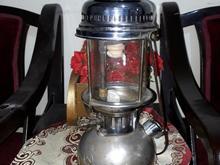 چراغ زنبوری قدیمی آلمانی گوزن نشان سالم وتمیز  در شیپور-عکس کوچک