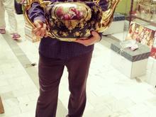 قوری غول پیکر سلطانی...فول آنتیک در شیپور-عکس کوچک