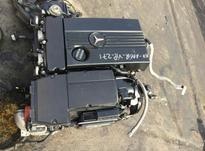 موتور کامل بنز C200 موتور 271 معمولی در شیپور-عکس کوچک