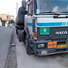 فروش ایویکو 330 با دفتر کار شرکت نفت در شیپور-عکس کوچک