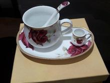 فنجان نعلبکی در شیپور-عکس کوچک