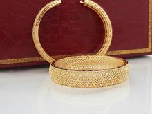 دستبند النگویی رنگ ثابت در شیپور-عکس کوچک