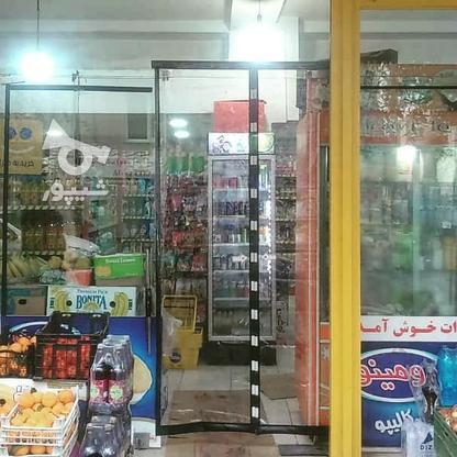 درب پرده نایلونی و توری پلاستیکی مغناطیسی مجیک مش مگنت دُر در گروه خرید و فروش خدمات و کسب و کار در تهران در شیپور-عکس1