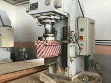 دستگاه پرس هیدرولیک 70 تنی فکی / خط تولید سنگفرش در شیپور-عکس کوچک