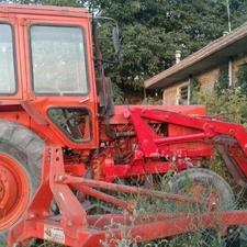 تراکتوربلاروس 800 در شیپور-عکس کوچک