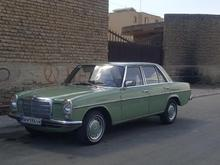 مرسدس بنز مدل200 سال 1974 بسیار تمیز  در شیپور-عکس کوچک