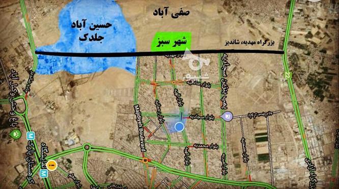 قیمت زمین صفی آباد مشهد