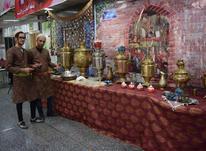 چایخانه سنتی سیار در شیپور-عکس کوچک
