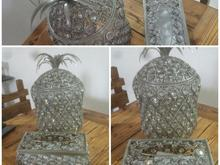 ست جای دستمال  و سطل زباله در شیپور-عکس کوچک