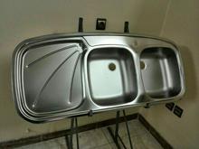 سینک ظرفشویی استیل  در شیپور-عکس کوچک