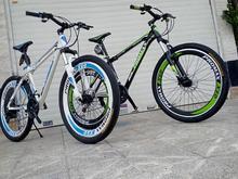 دوچرخه پرومکس تنه المینیوم رینگ 5 سانت ضد تاب در شیپور-عکس کوچک