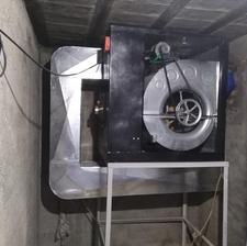 دستگاه مه ساز و هوا ساز و قفسه برای پرورش قارچ در شیپور-عکس کوچک