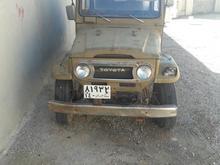 وانت لندکروز پلاک قدیم در شیپور-عکس کوچک