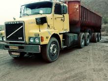 کامیون ولوو n12کشنده  در شیپور-عکس کوچک