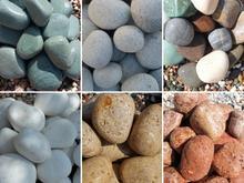تولید  سنگ رودخانه ای در شیپور-عکس کوچک