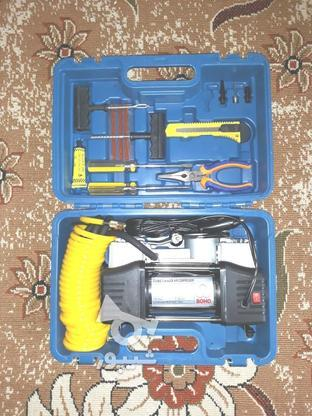 پمپ باد فندکی دو سیلندر بالوازم ار.سال ر،ایگا ن در گروه خرید و فروش وسایل نقلیه در تهران در شیپور-عکس1