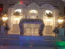 جایگاه عروس وداماد تالاری صندلی تالاری تالار در شیپور-عکس کوچک