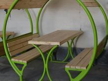 آلاچیق چوبی به قیمت تولید در شیپور-عکس کوچک