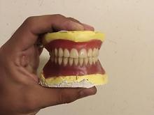 دندانسازی.     در شیپور-عکس کوچک