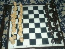 شطرنج چوبی در شیپور-عکس کوچک