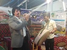 اجراساز و دهل سازودهل زنده مجلس باسازو دهل باصفاست در شیپور-عکس کوچک