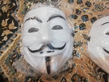 ماسک هکری انونیموس در شیپور-عکس کوچک