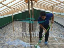 عایقکاری پشت بام با نانو مولتیزو در شیپور-عکس کوچک