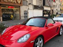پورشه باکستر مدل 2011 قرمز رنگ در شیپور-عکس کوچک
