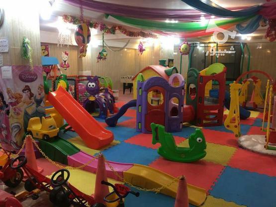 تجهیزات خانه های بازی و مینی پارک  در گروه خرید و فروش کسب و کار در بوشهر در شیپور-عکس1