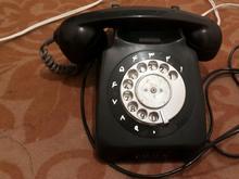 تلفن عتیقه انگلیسی در شیپور-عکس کوچک