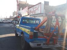 چرخگیر.امدادخورو.یدک کش .نیسان در شیپور-عکس کوچک