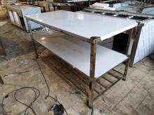 میز استیل قنادی 2 متری در شیپور-عکس کوچک