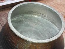 دیگ مسی قدیمی حدود 7کیلو در شیپور-عکس کوچک