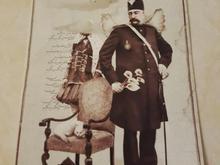 عکس قاجاربسیار قدیمی سایز بزرگ در شیپور-عکس کوچک