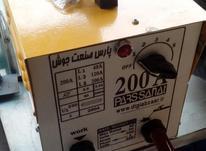 دستگاه جوش 200امپر پارس صنعت سیم پیچ  در شیپور-عکس کوچک