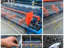 دستگاه تولید فنس ، دستگاه فنس بافی ، دستگاه دستی فنس بافی در شیپور