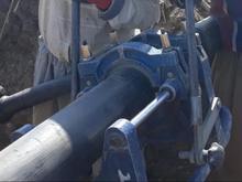 دستگاه جوش لوله پلی اتیلن در شیپور-عکس کوچک