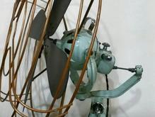 پنکه خیلی قدیمی مدل گیجی ساخت انگلستان در شیپور-عکس کوچک