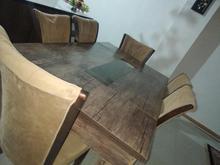 میز نهار خوری شش نفره در شیپور-عکس کوچک