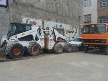 اجاره بابکت وبیل مکانیکی در شیپور-عکس کوچک