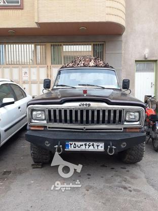 جیپ آهو واگونیر فروش و معاوضه در گروه خرید و فروش وسایل نقلیه در آذربایجان غربی در شیپور-عکس1