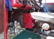 ولو سوسماری  کامیون  ده چرخ باری  در شیپور-عکس کوچک